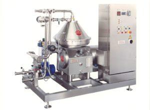 maszyny dla przemysłu spożywczego, przesiewacze, wirówki, zbiorniki, mieszalniki, pasteryzatory, uht, cip, młyny, mikronizery, prodoreko