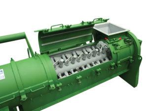 recykling, bronnenberg polska, atritor, turbosepataror, prodoreko