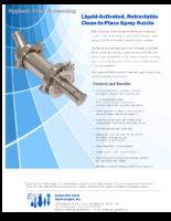 Brochure – CIP Spray Nozzle 2013