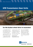 MAAG Gear KPB Leaflet