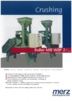 Roller Mill WBP 2