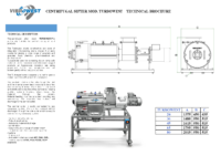 TURBOWEST Technical brochure