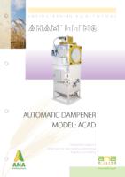 automatic dampener