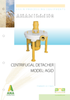 centrifugal detacher