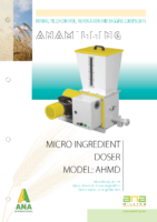 micro ingredient doser