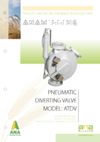 pneumatic diverting valve