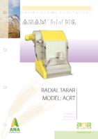 radial tarar
