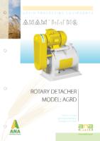 rotary detacher